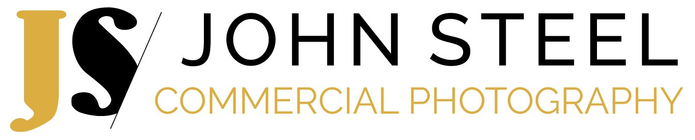 Logo: John Steel Commercial Photography Logo