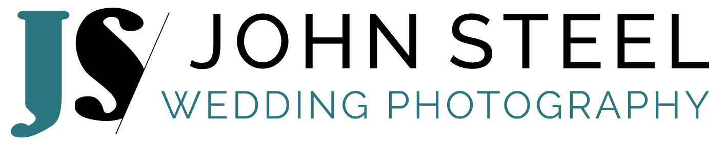 Logo: John Steel WeddingPhotography Logo