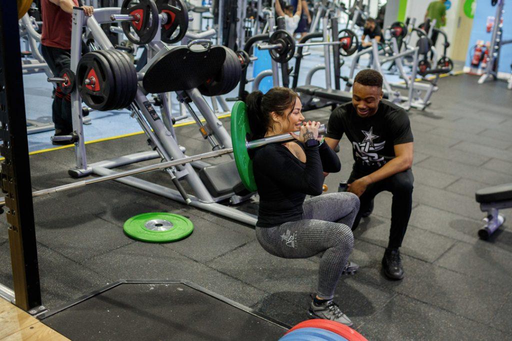fitness photography Huddersfield, gym story, John Steel Photography