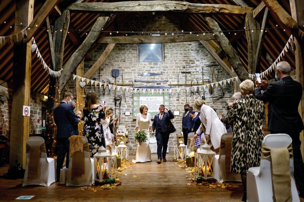 Just married - Whiston Manorial Barn Wedding Photography,Rotherham  wedding photographer