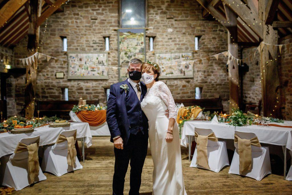 Bride and groom - Whiston Manorial Barn Wedding Photography,Rotherham  wedding photographer