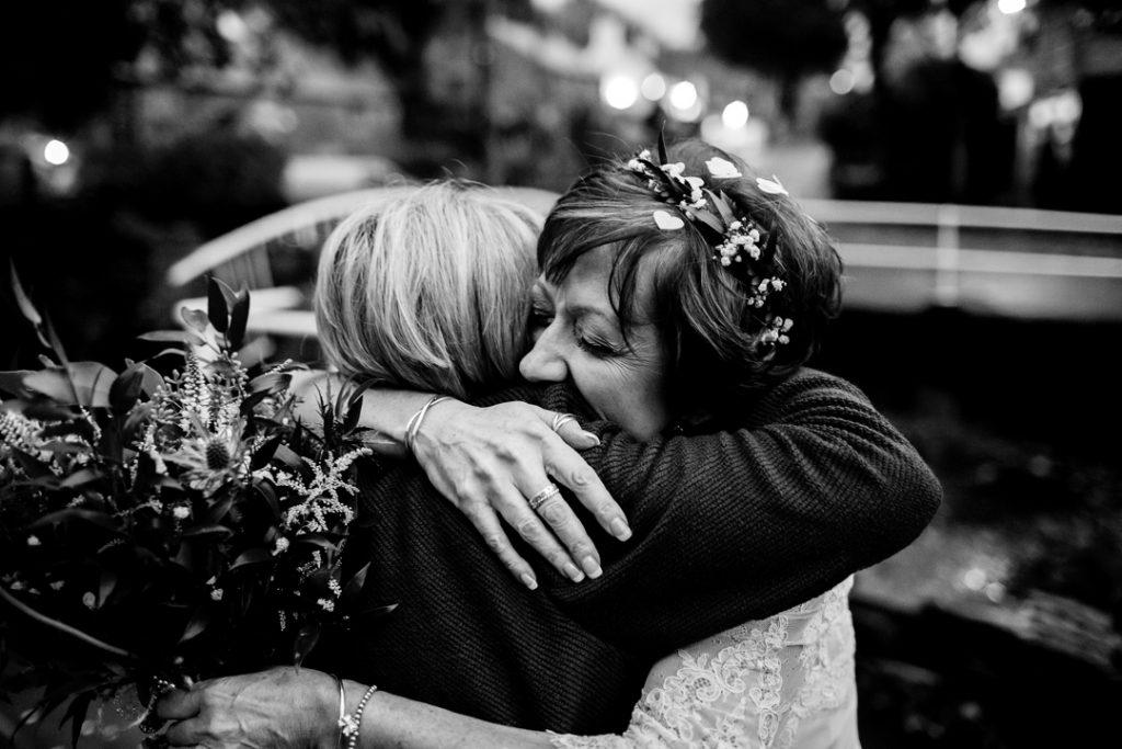 Hugging - Whiston Manorial Barn Wedding Photography,Rotherham  wedding photographer