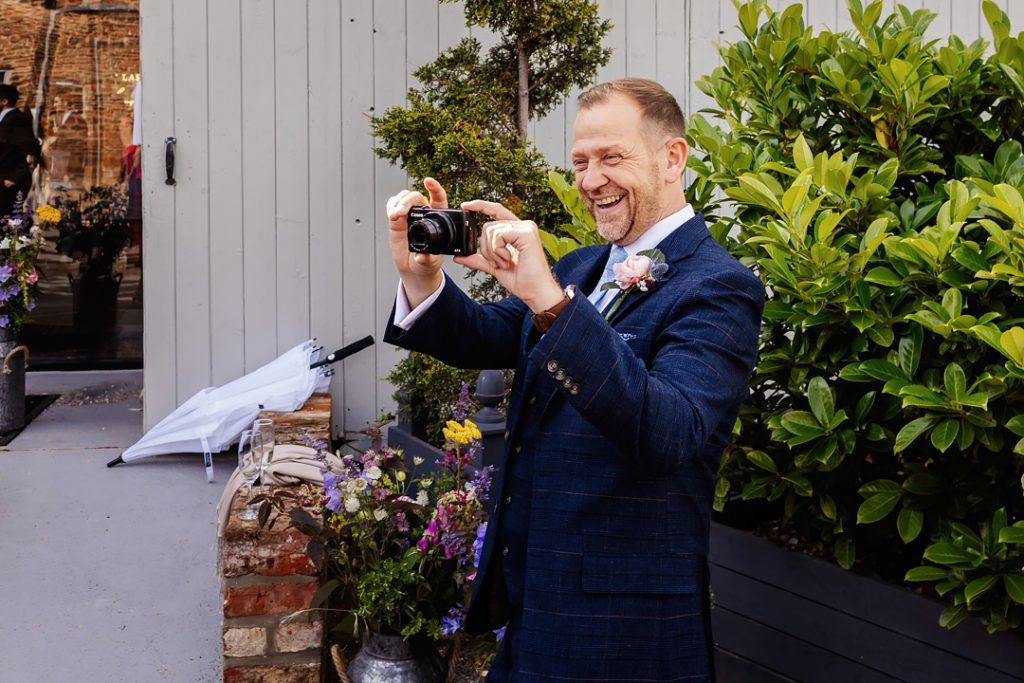 Wedding photography at Hornington Manor, Bolton Percy, North Yorkshire
