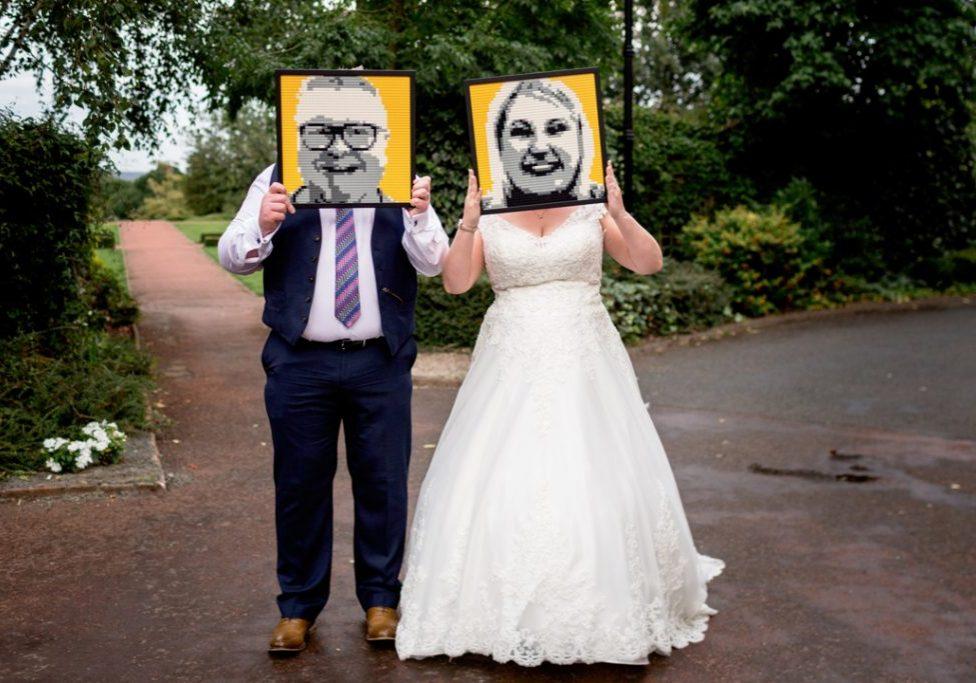 Oulton Hall - wedding photography - documentary wedding photography - Leeds, West Yorkshire, UK